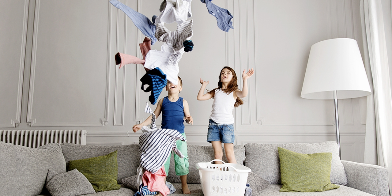 kidsplaying-in-laundry